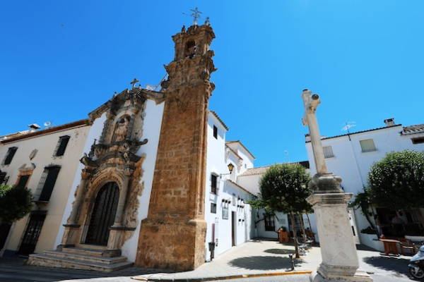 Iglesia Nuestra Señora de la Aurora - Priego de Córdoba
