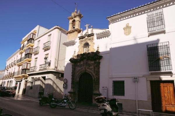 Iglesia Nuestra Señora de las Angustias - Priego de Córdoba