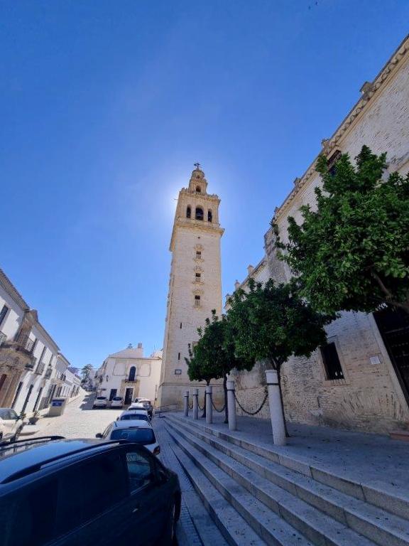 Iglesia de Nuestra Señora de la Oliva Lebrija - Sevilla