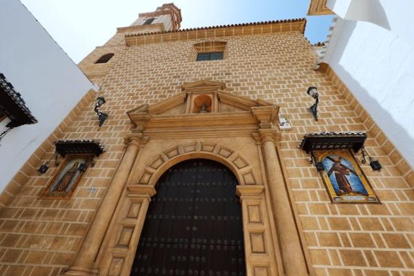 Iglesia Nuestra Señora de la Victoria Osuna - Sevilla