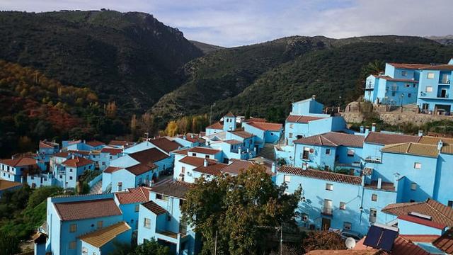Júzcar - Málaga