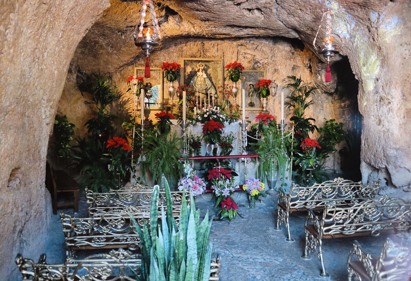 Ermita Virgen de la Peña Mijas - Málaga