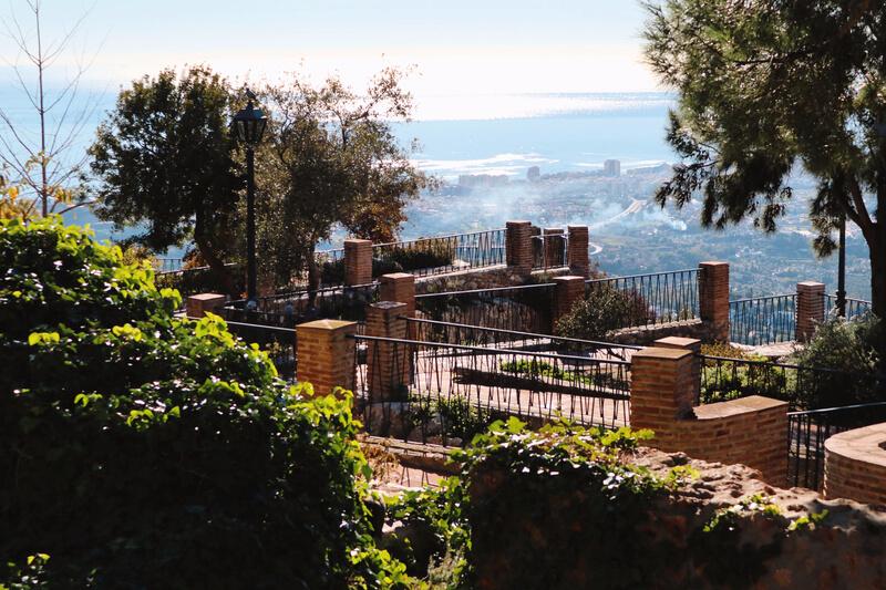 Jardines de la Muralla de Mijas - Málaga