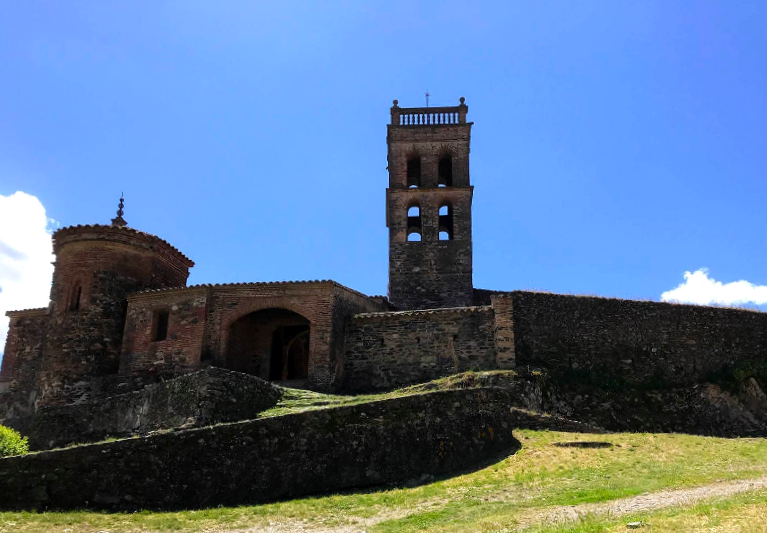 Mezquita Almonaster la Real - Huelva