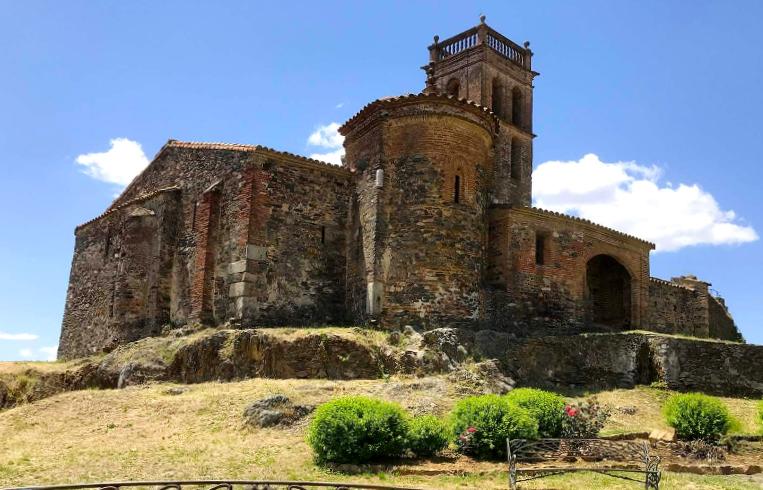 Mezquita de Almonaster la Real - Huelva