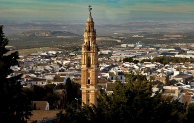 Mirador Balcón de Andalucía Estepa - Sevilla