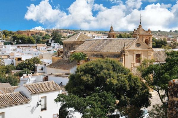 Vista Panorámica de Osuna - Sevilla