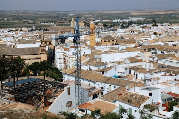 Mirador de la Colegiata Osuna - Sevilla