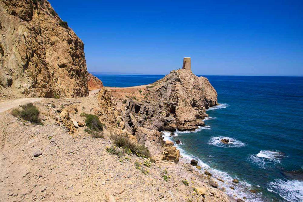 Costa en Mojácar - Almería