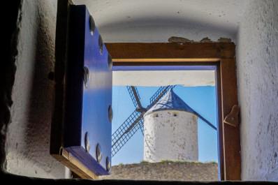 molino ventana consuegra