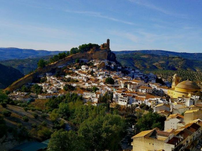 Mirador de Montefrío - Granada
