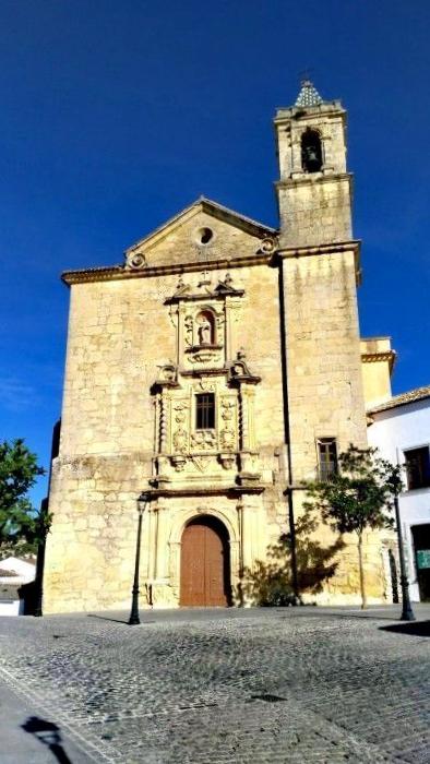 Iglesia de la Villa Montefrío - Granada
