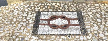 Mosaico en Cortegana - Huelva