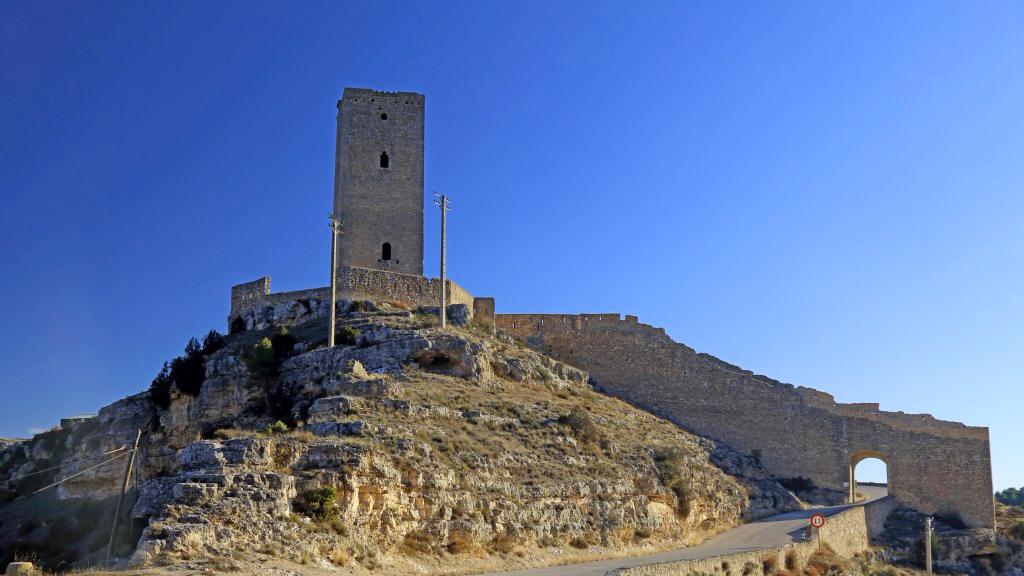 torre de la puerta de campo, Alarcón