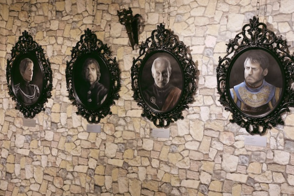 Juego de Tronos Museo Osuna - Sevilla