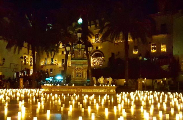 Noche de las Velas en Vejer de la Frontera - Cádiz