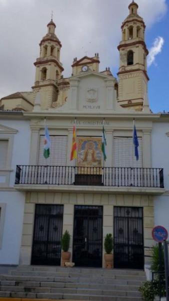 Ayuntamiento Olvera - Cádiz