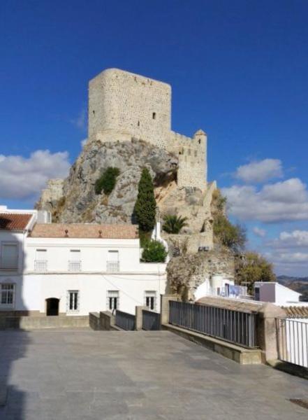 Castillo Olvera - Cádiz