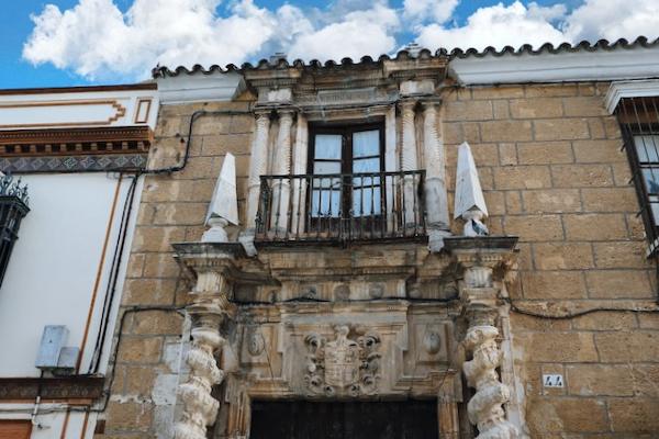Palacio Gorvante y Herdara Osuna - Sevilla