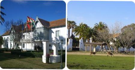 Palacio de las marismillas en El Rocío - Huelva