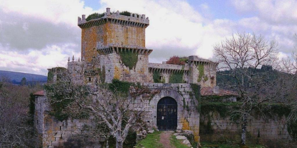Castillo de Pambre en Palas de Rei - Lugo