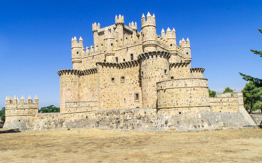 panoramica castillo