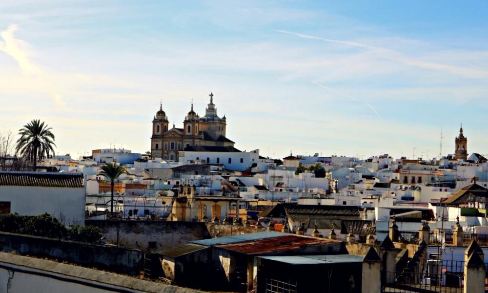 Panorámica de Marchena - Sevilla