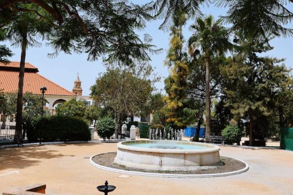 Parque de San Arcadio Osuna - Sevilla