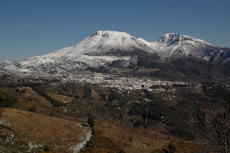 Sierra de las Nieves Yunquera - Málaga