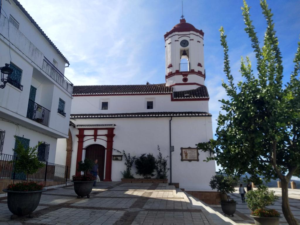 Iglesia de Verona Genalguacil - Málaga