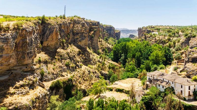 Entorno Natural de Alhama de Granada