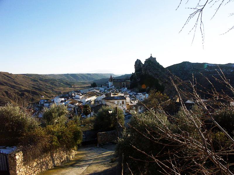 Vistas Castril - Granada