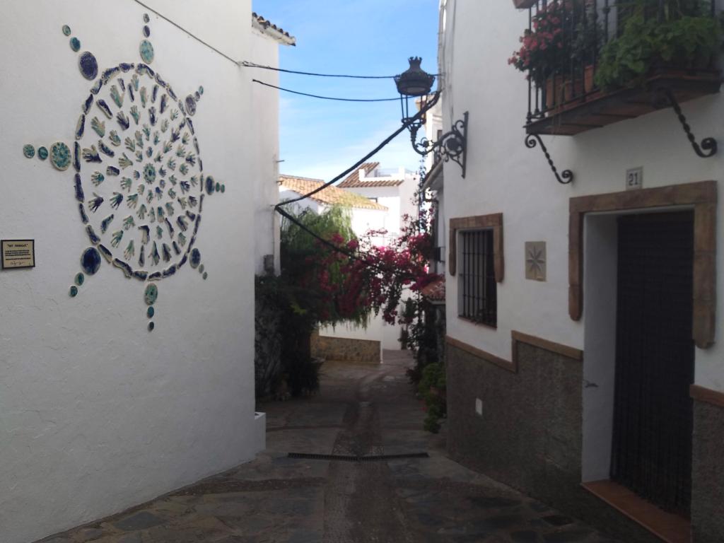 Calle de Genalguacil - Málaga