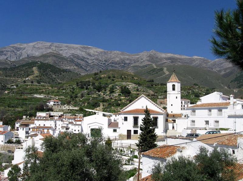 Pueblo Sedella - Málaga