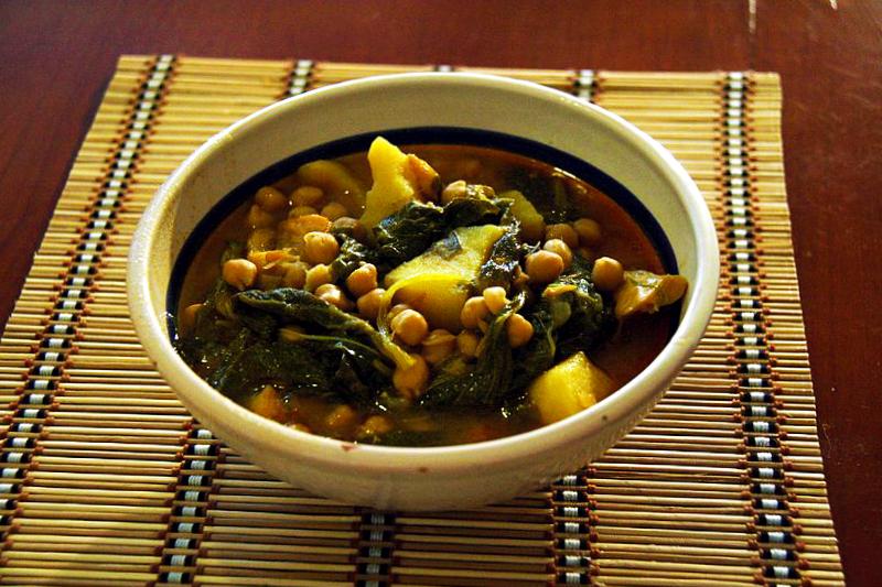Comida en Castril - Granada