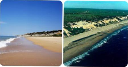 Playa Castilla El Rocío - Huelva