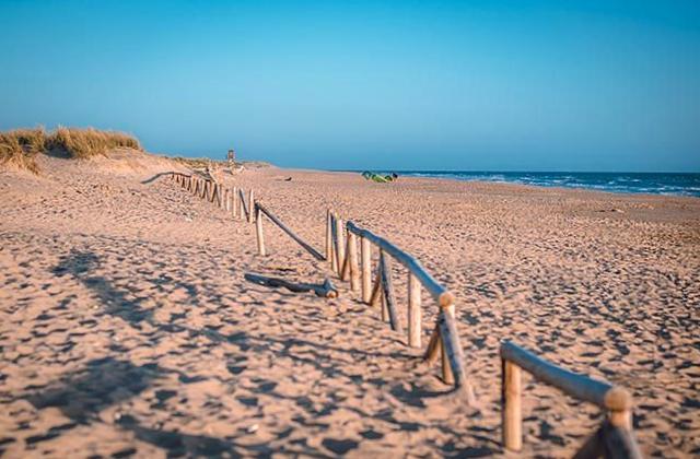 Playa del Palmar Vejer de la Frontera - Cádiz
