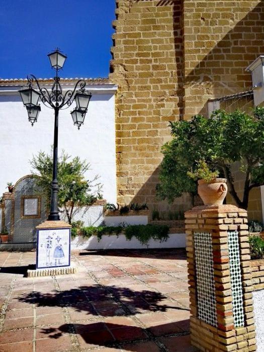 Plaza de Rafael Alberti Iznájar - Córdoba