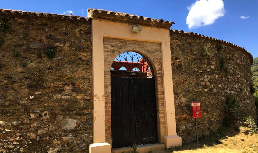Plaza de Toros de Almonaster la Real - Huelva
