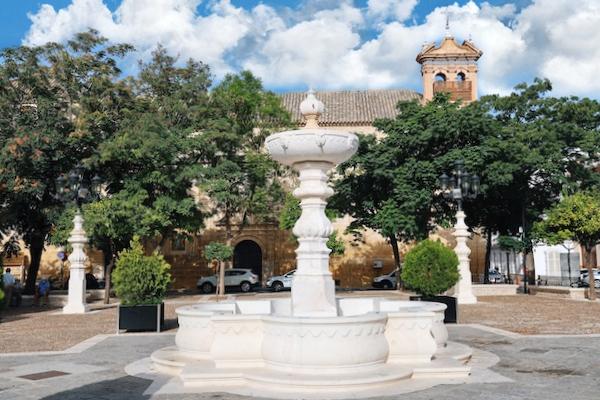 Plaza Mayor de Osuna - Sevilla