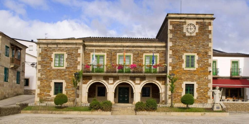 Pazo Portomarín - Lugo