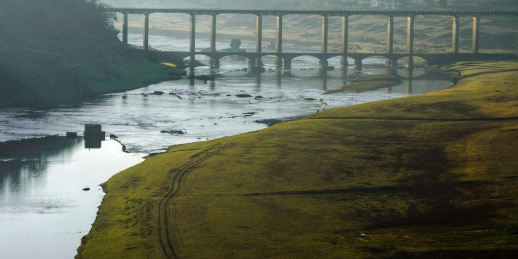 Puentes Portomarín - Lugo