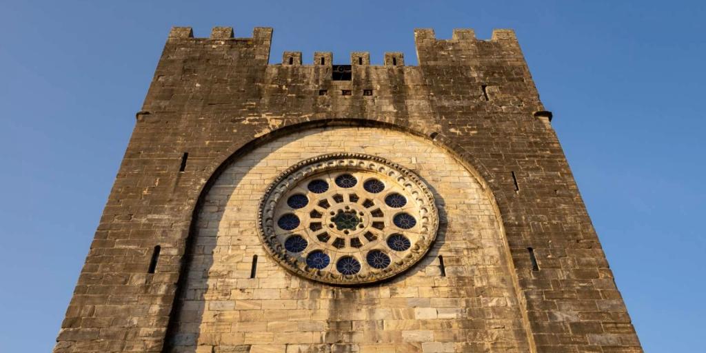 Iglesia de San Nicolás Portomarín - Lugo