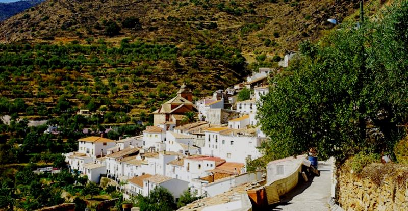 Pueblos con encanto en Almería