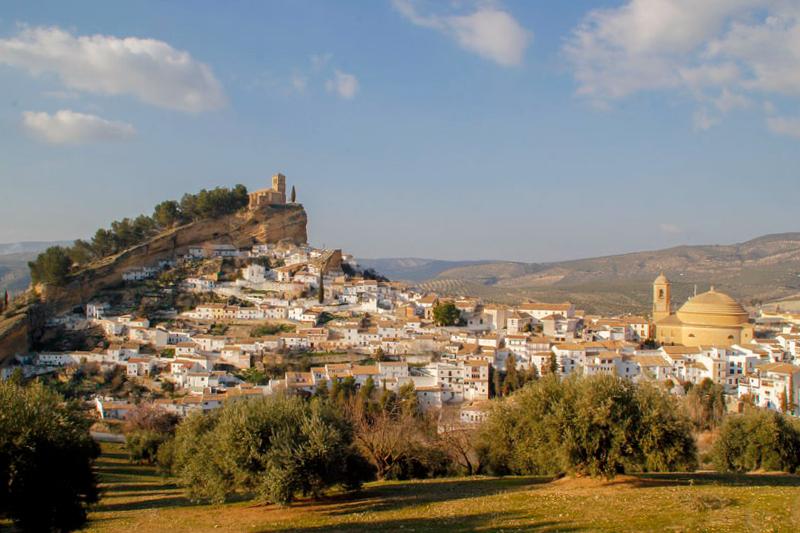 Pueblos con encanto en Granada