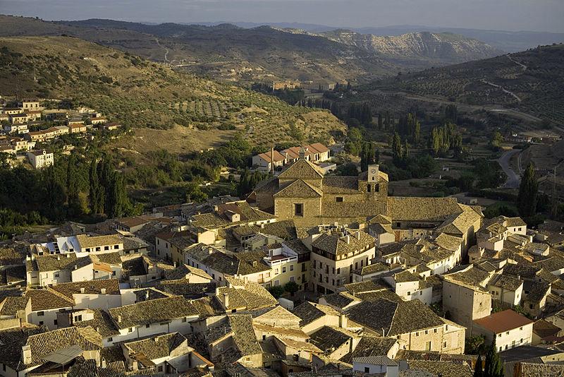 pueblos con encanto Gualadajara