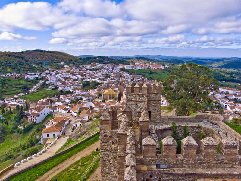Pueblos con encanto en Huelva