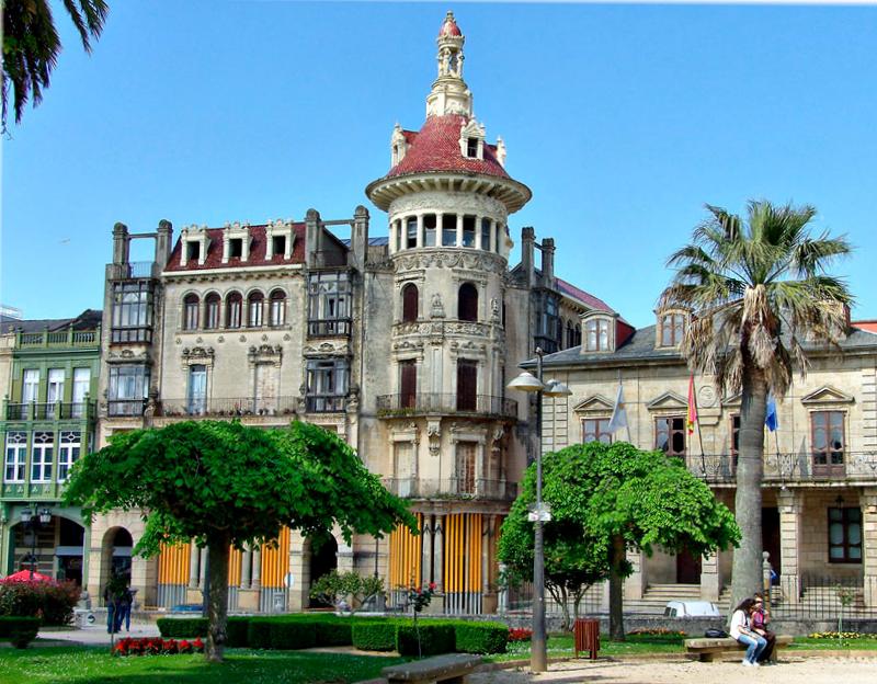 Pueblos con encanto en Lugo
