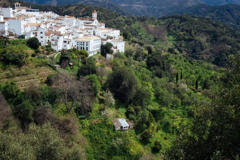 Pueblos con encanto en Málaga