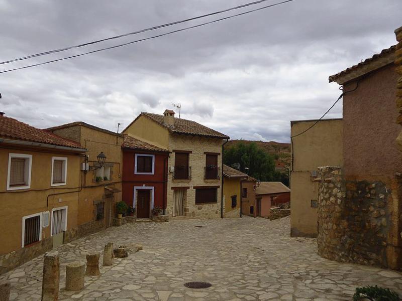 Pueblos bonitos en Zaragoza